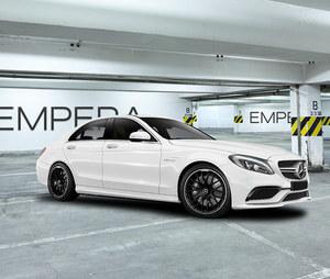 Mercedes c63 amg rental