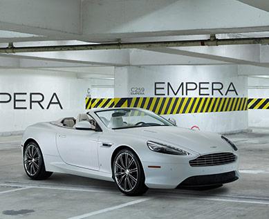 Rent Aston Martin DB Volante France Monaco Italy Switzerland - Rent aston martin for a day